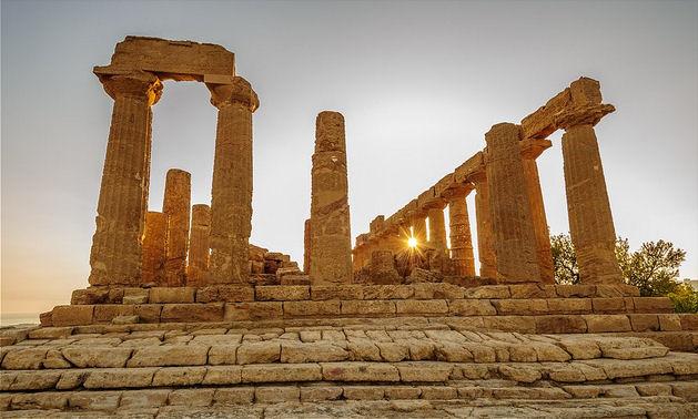 Agrigento - Viaggio in Sicilia