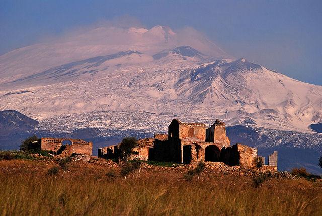 Etna - Viaggio in Sicilia