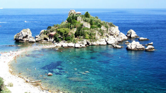 Taormina - Viaggio in Sicilia