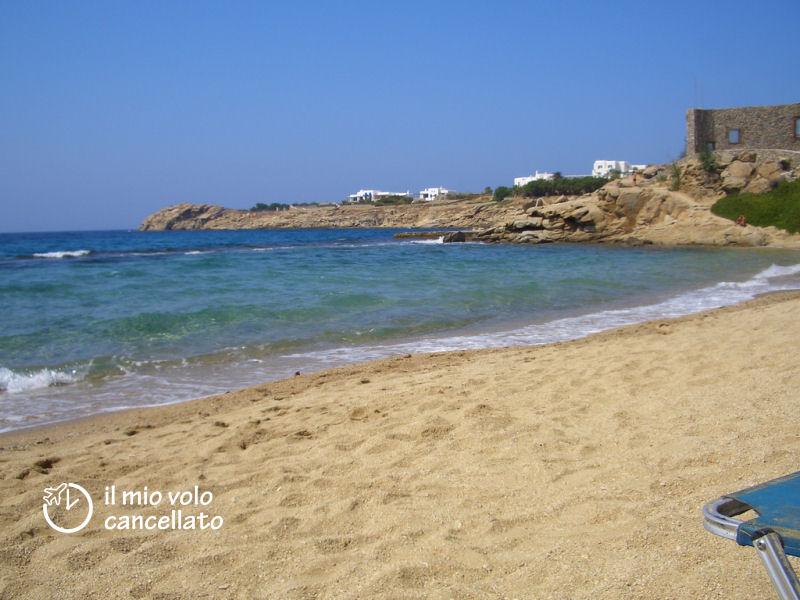 Paradise Beach Mykonos