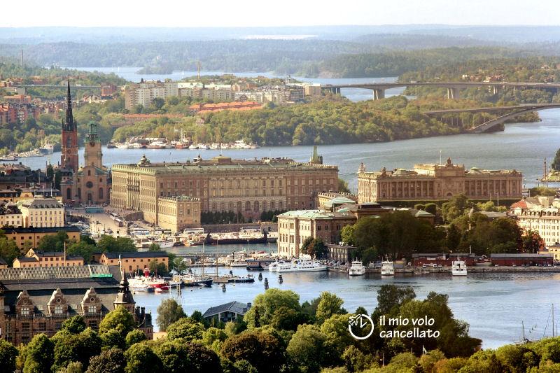 Stoccolma palazzo reale