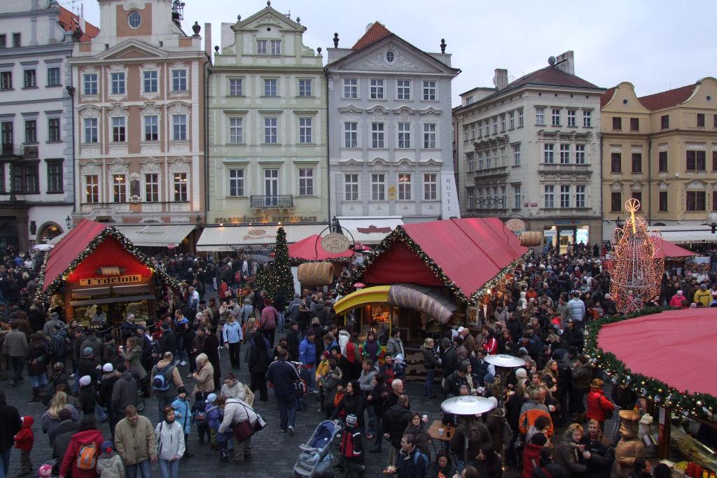 Mercatini Natale Praga