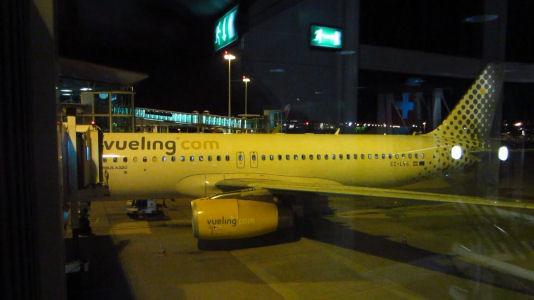 Vueling Barcellona Roma, notte da dimenticare per i passeggeri