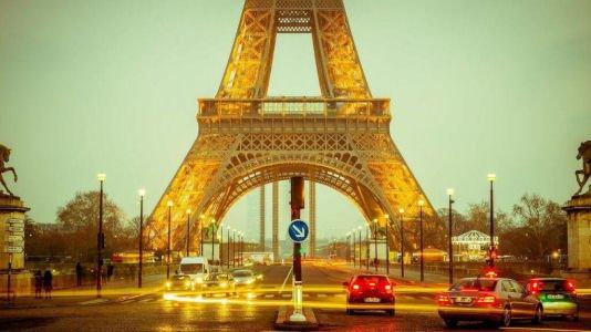 Parigi Torre Eiffel