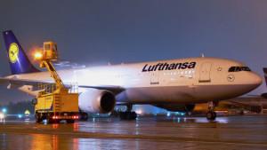Aereo Lufthansa Ritardo