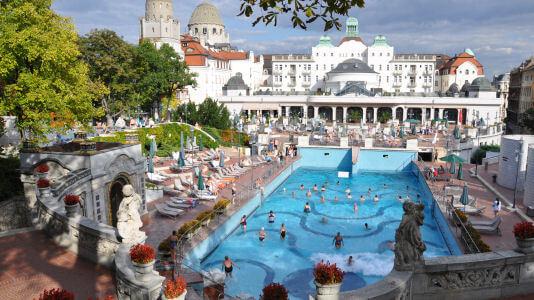 Terme di Gellert Budapest