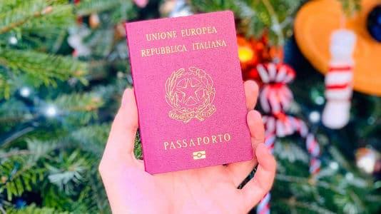 biglietto aereo Natale
