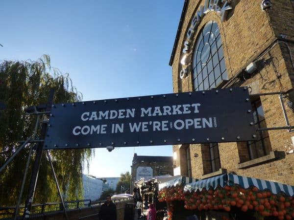 Camden Market Londra