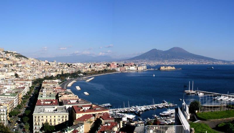 Napoli capodanno 2020