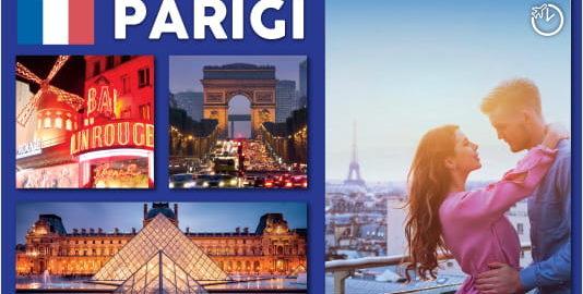 Parigi Il mio volo cancellato